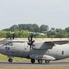 Italian Air Force RS-50 Spartan Departs RIAT
