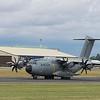 Airbus A400M EC- 404  the airbus 'demonstartor
