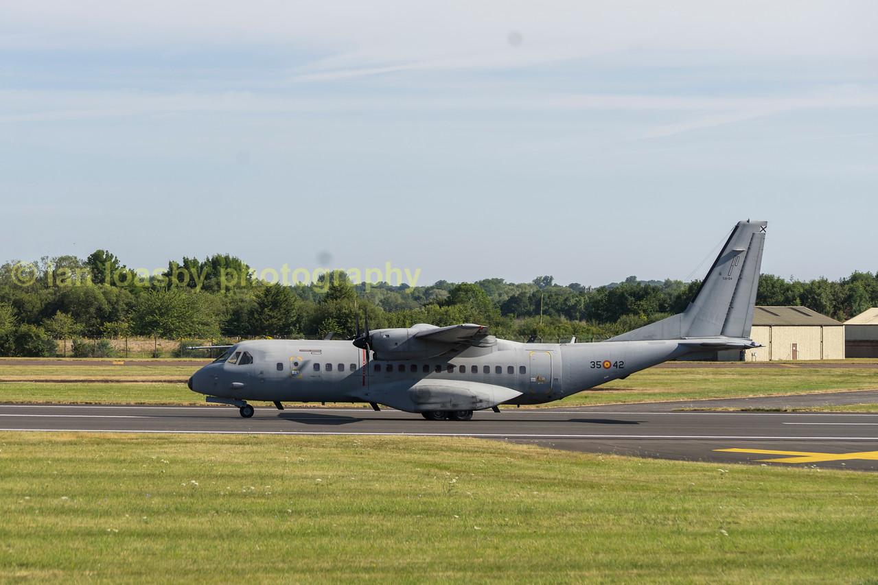 Spannish Airforce Casa 295M t21-04