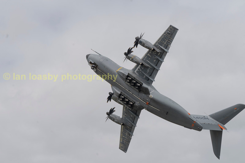 Airbus A400M EC- 404  the Airbus 'demonstrator