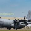 Dutch C-130 departs