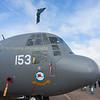 Nose of 4152 / 153 Pakistan C130E
