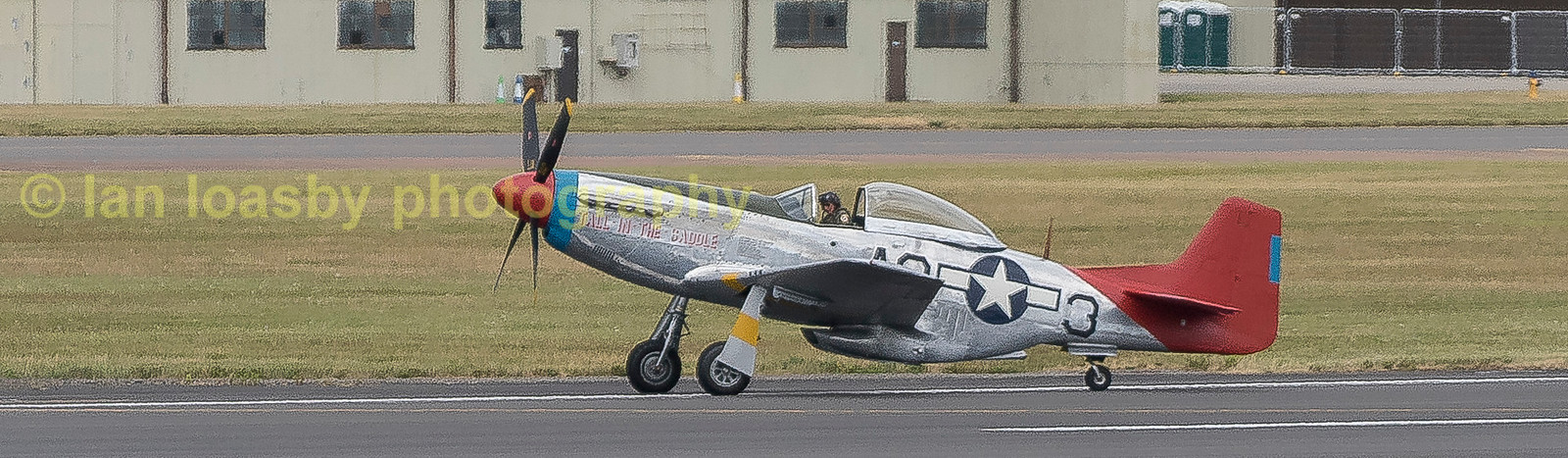 North American P-51 Mustang A3-3 from the Hanger 11 Collection