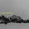 B & W conversion B-17 Sally B'