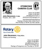 John S Rotary and ECC bus cards