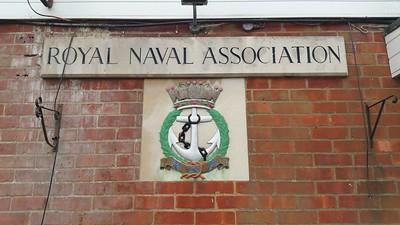 Royal Naval Association Club Basingstoke 2015.