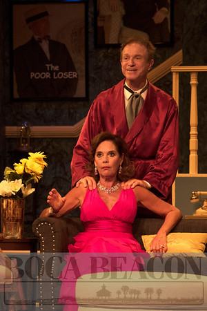 "Royal Palm Players ""Present Laughter"""