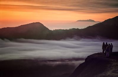 Mount Bromo, Java