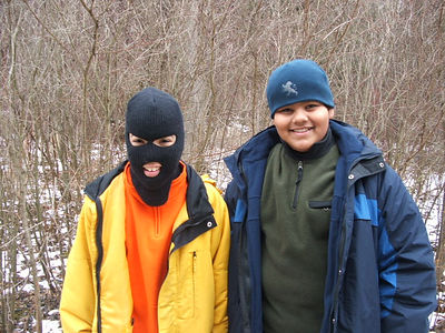 Jan 2006 Winter Camp