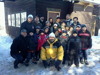 Jan 2011 Winter Camp