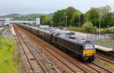 Royal Train at Totnes
