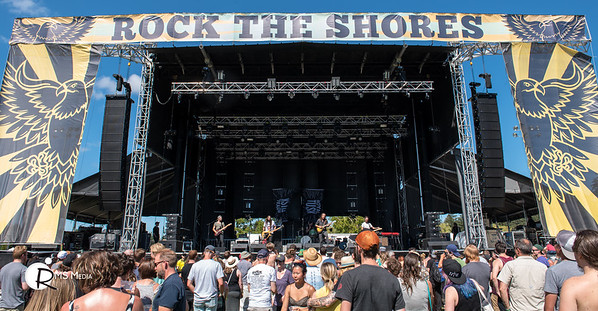 Royal Tusk | Rock The Shores 2016 | Colwood BC