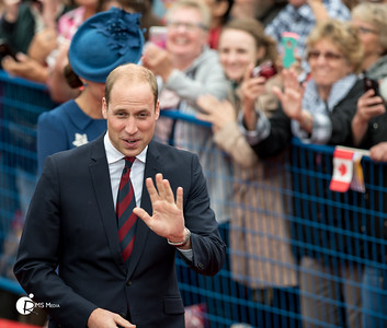 Royal Visit 2016 | Duke And Duchess Of Cambridge