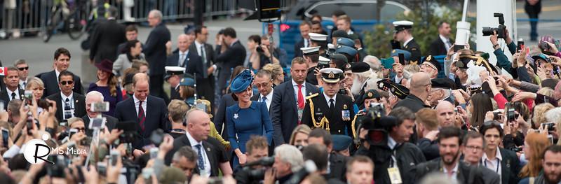 Royal Visit 2016 | Duke And Duchess Of Cambridge