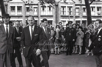 Prince Philip and Prince Charles.. unknown event