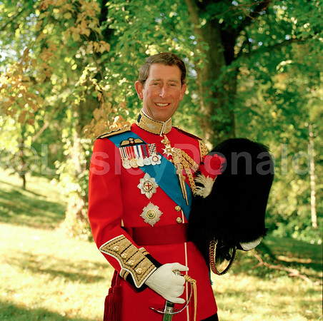 Prince Charles: Exclusive picture ©LesleyDonald