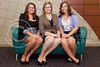 SGA College of Human Ecology  Katie Bamberger, Kenna McWhirter, Joey Platt
