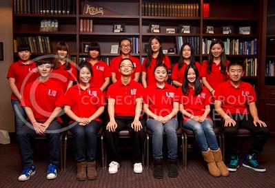 Chinese Students and Scholers Union   Sixiang Nan, Xianglin Meng, Zhanyu Zhu, Qianqi Sun, Xiaohuan Li, Zhikai Fan  Yuming Li, Meqyi Wang, Megyang Fang, ZiBo Wang, Yue Fei, Qi Guo, KaFung Tsui
