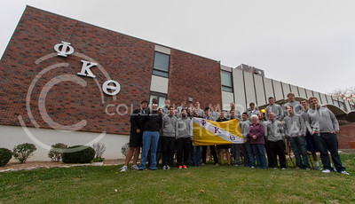 Pi Kappa Theta  (Photo by Evert Nelson / Royal Purple)