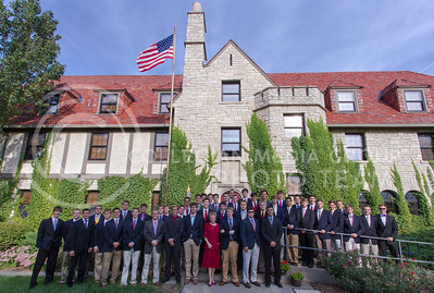 Beta Theta Pi  (Photo by Evert Nelson / Royal Purple)