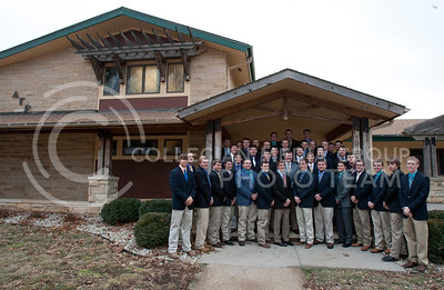 Alpha Gamma Rho  Front Row: Dexter Wiley, Kevin Morgan, Cody Burke, Michael Welch, Shane Schaake, Jess Page, Andrew Scherrer, Nick Waltz, Colin Miller, Adam Rushley, Kurtis Clawson, Skylar January, Tyler Jensen, Eric Noel, Ben Brown  2ND Row: Ashton Yoder, Jake Strohl, Will Longinaker, Cole Smith, Denver Johnston  3RD Row: Chris Mushrush, Nathan Stinson, Michael Porter, Rich Ryckert, Shane Meenen, Clay Kniebel  4TH Row: Greg Harris, Jon Meyer, Kurtis Morgan, Garrett Swanson, Garrett Kays, Chase Minihan  Back Row: Chris Burg, Jared Bourek, Sam Knauss, Miles Pearson, Evan Woodbury, Aaron Diederich, Logan Britton, Colten Deutsch