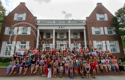 Kappa Kappa Gamma  (Photo by Evert Nelson / Royal Purple)