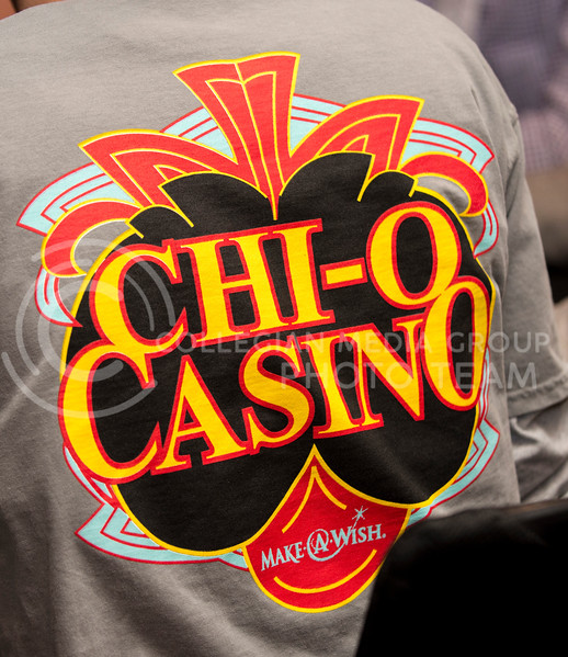 The proceeds from Chi-O Casino ,held at Holiday Inn on Feb. 25, by Chi Omega sorority benefited Make-A-Wish Foundation.