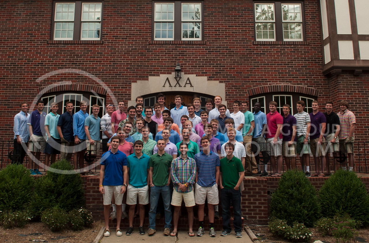 Photo by Hannah Hunsinger | Royal Purple<br /> <br /> Lambda Chi Alpha