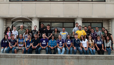 Photo by Hannah Hunsinger | Royal Purple  Bazilian Student Association