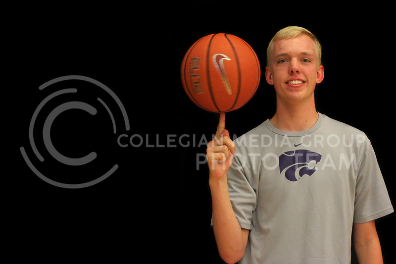 Jacob Anderson - Men's Basketball Manager.