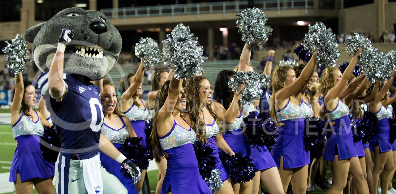 KSU vs UMass on Saturday, September 14, 2013 in Bill Snyder Family Stadium Photo by Hannah Hunsinger | Royal Purple