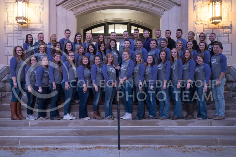 Agriculture Group Photo (Olivia Bergmeier | Collegian Media Group)