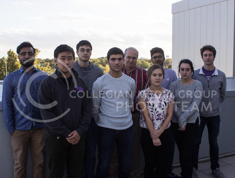 Engineers being serious (Regan Tokos | Collegain Media Group)