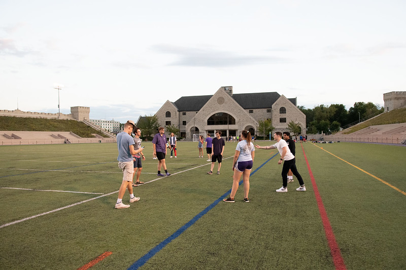 Gia Vargas started the club from scratch around March of 2019. The club grew quickly as it has had over 200 students attend.  Oct 3, 2019. (Dylan Connell | Collegian Media Group)