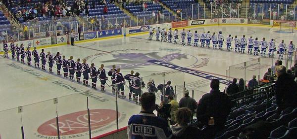 USA vs Finland - Women's olympic hockey