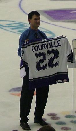 Larry Courville #22