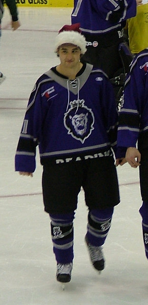 Home vs Titans post game skate 12-10-06-116 Zappala