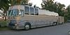 Tour the Royals bus exterior