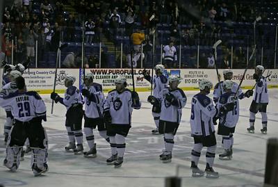 Home vs Jackals 12-12- 2008