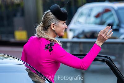 Koningin Máxima bij Jublileumcongres Nibud