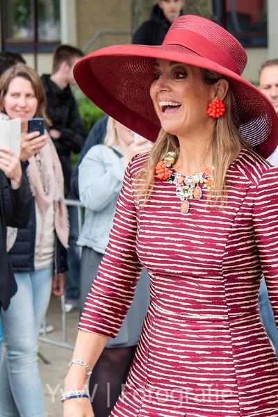 Queen Máxima Kansen Krijgen