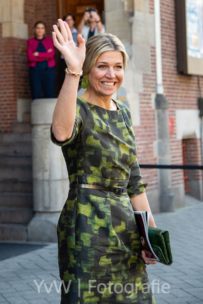 Queen Máxima Money Wise