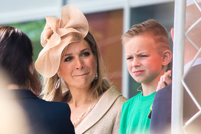 Koningin Máxima Opening Kentalis Zoetermeer