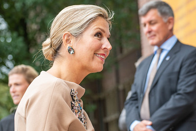 Koningin Máxima bij International Conference MHPSS