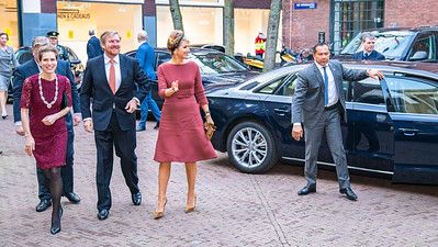 Koningspaar bij INdonesia and The Netherlands: a joint ventrue