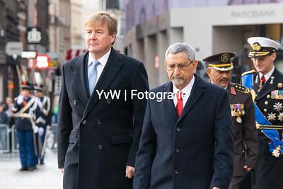 Staatsbezoek Kaapverdië