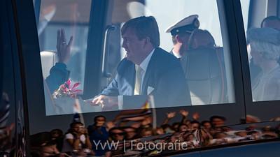 Willem-Alexander en Maxima Streekbezoek Zeeland