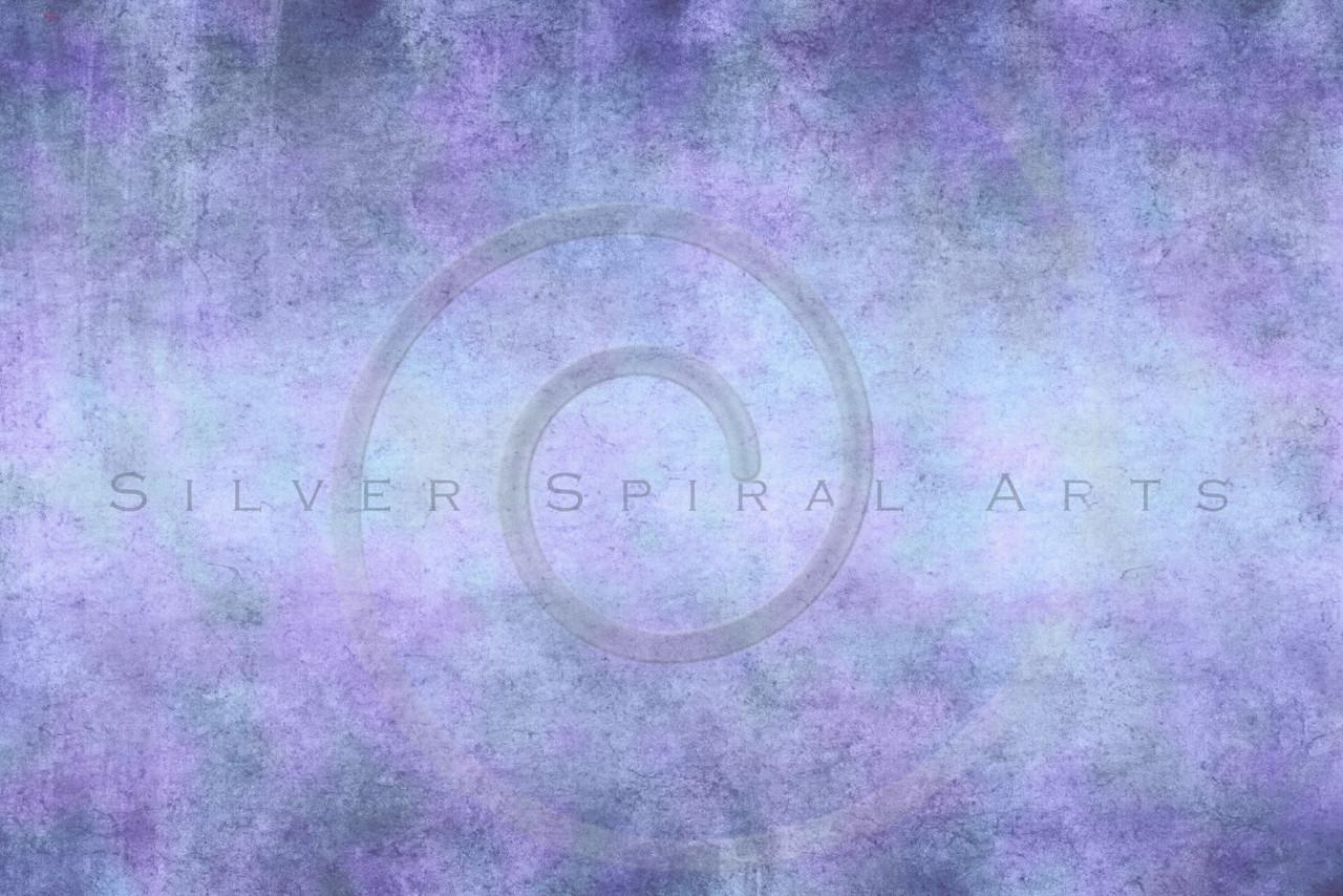 Teal Aqua Blue Purple Watercolor Paper Colorful Texture Background