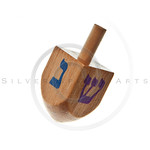 dreidel isolated