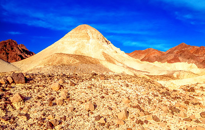 Colors of Eilat Mountains